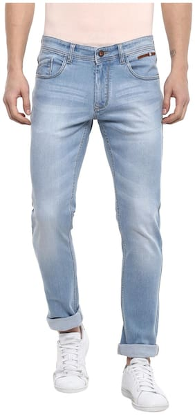 Red Chief Men Mid rise Narrow fit Jeans - Blue
