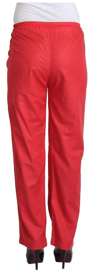 Red Pant Red Pant Cotton Red Red Palazzo Pant Cotton Palazzo Palazzo Cotton tCIwXnxqCB