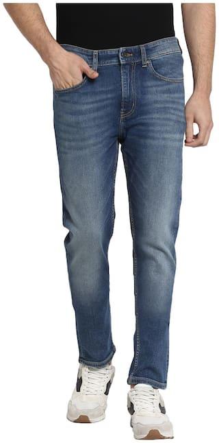 Red Tape Men Blue Regular Fit Jeans