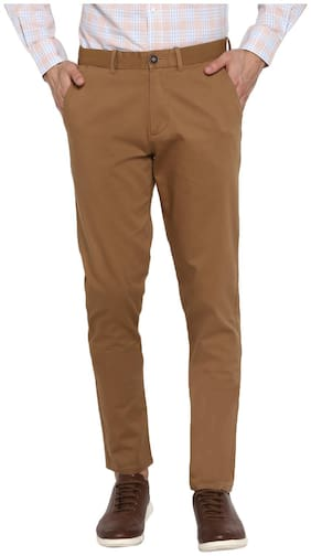 Men Skinny Fit Chinos Pack Of 1