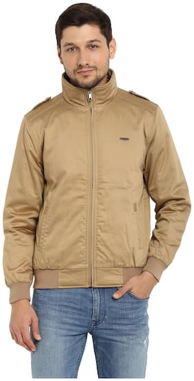 Men Cotton Bomber Jacket