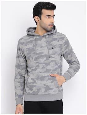 Men Camouflage Sweatshirt Pack Of 1