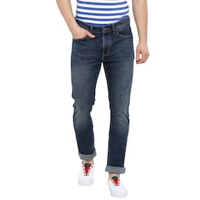 Red Tape Men Blue Casual Jeans