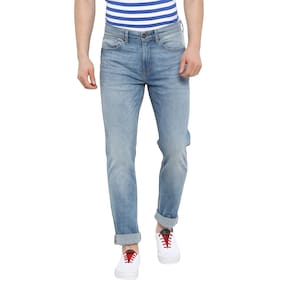 Red Tape Men Light Blue Casual Jeans