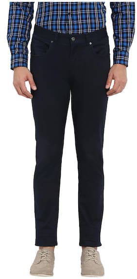 Men Slim Fit Chinos