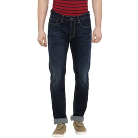 Red Tape Men Dark Blue Casual Jeans