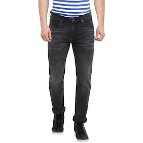 Red Tape Men Grey Casual Jeans