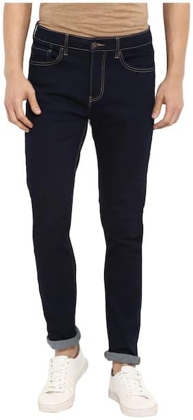 Red Tape Men Low rise Skinny fit Jeans - Black