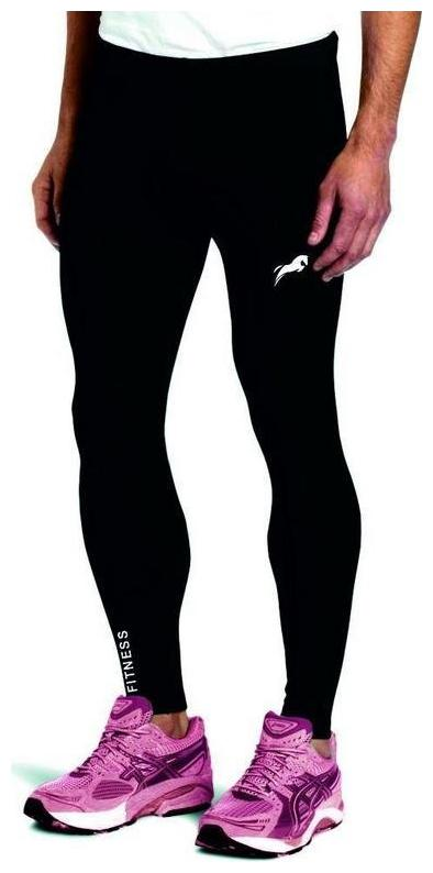 Rider Full Length Compression Tights Multi Sports Exercise/Gym/Running/Yoga/Other Outdoor ineer wear for...
