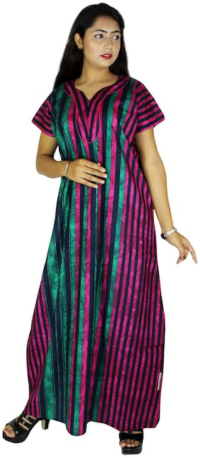 Riyashree Multi Night Gown