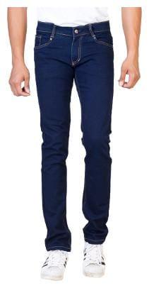 ROAD ROCKERS Men Blue Slim Fit Jeans