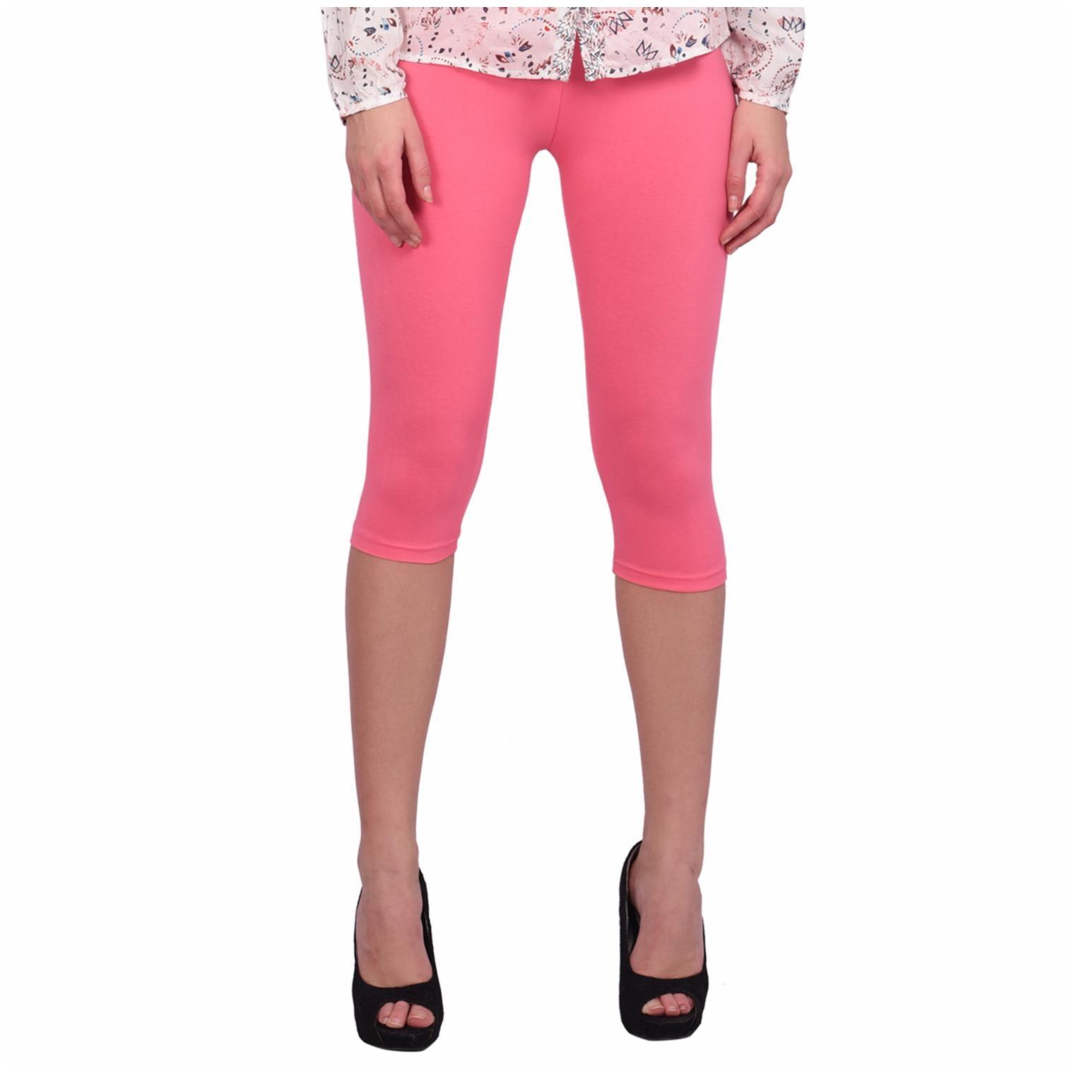 Robinbosky Cotton Leggings - Pink