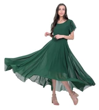 44cb3c0986be Buy Rosella Teal Green Long Dress (RWD 11021 TEAL GREEN) Online at ...