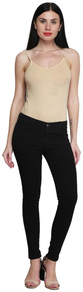 ROYCE TREND Women Black Slim fit Jeans