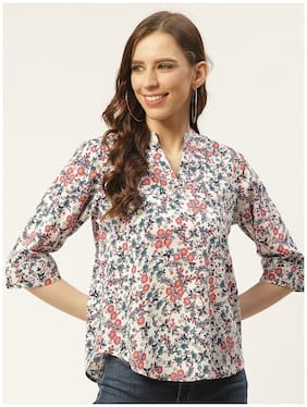 Rue Collection Women Floral Regular top - Multi