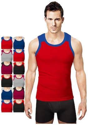 Rupa 12 Sleeveless Round Neck Vests Assorted