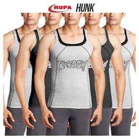 Cotton Gym Vest ,Pack Of 5