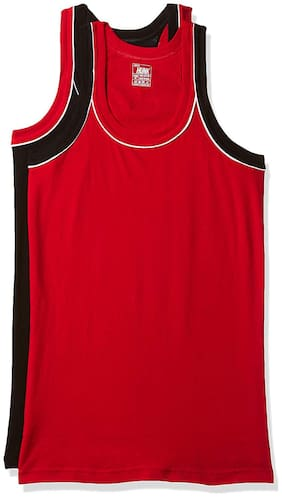 Cotton Gym Vest ,Pack Of 2