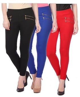 Women Straight Fit Jegging