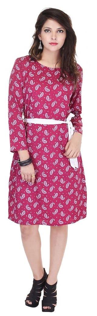 Fashion Dress Shift Women's Saarvi Pink gXdpqqw