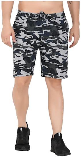 Sapper Cotton Regular Fit Men Regular Shorts Multi