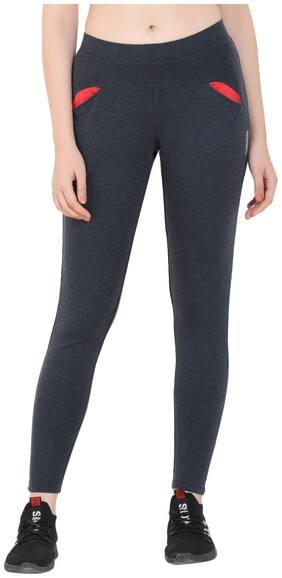 Blended Solid Leggings 1