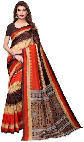 Blended Bhagalpuri Saree