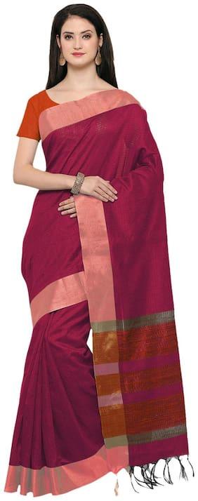 Silk Universal Saree ,Pack Of 1
