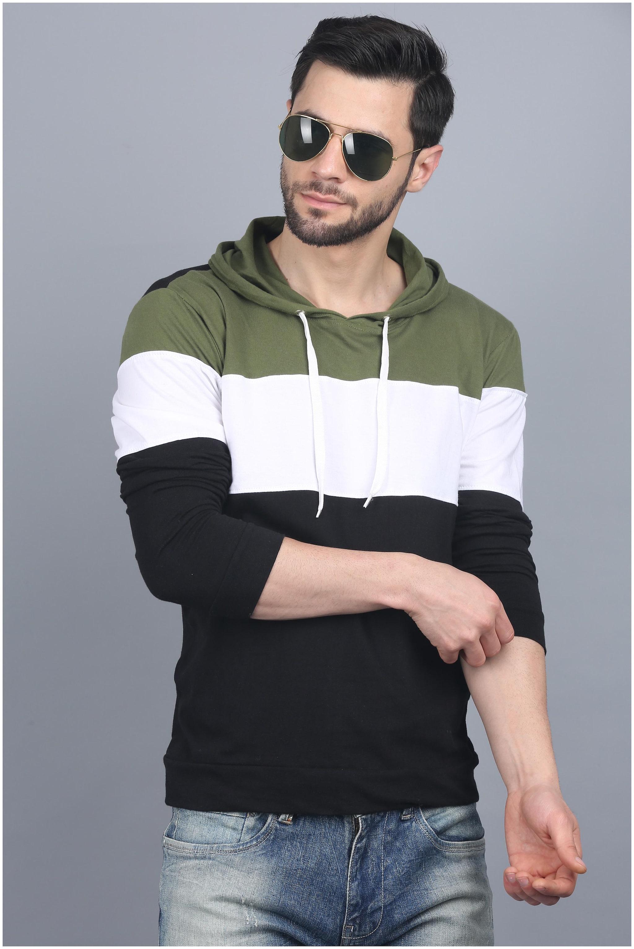 New York Print Pull Over Hooded Fleece Tracksuit  Mens Size