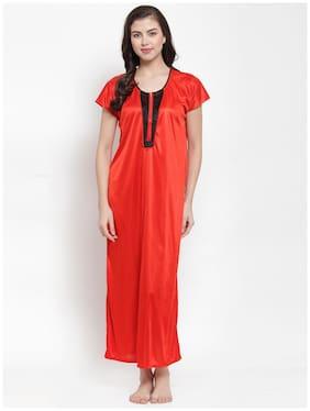 Secret Wish Red Night Gown