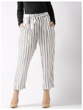 Sera Striped Print Trouser