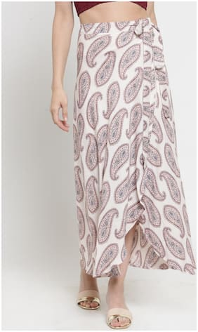 Women Printed Skirt ,Pack Of 1