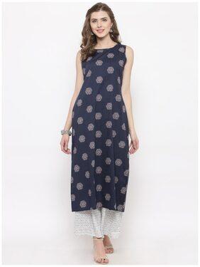Sera Women's Ethnic Wear Printed A-Line Kurta