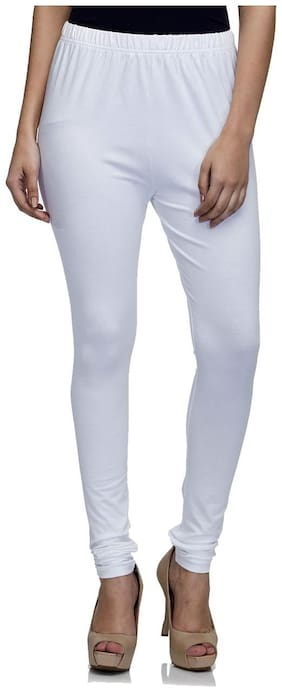 Sgatra Blended Leggings - White