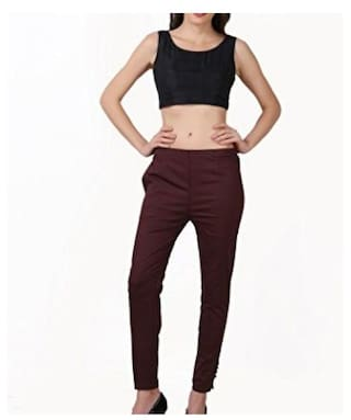 Slim Nights Stretchable Casual For Pants Fit Girls Straight Shararat Women Ladies Lycra Cigarette Fashionable tIwqSdS