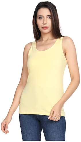 Women Sleeveless Tank Top