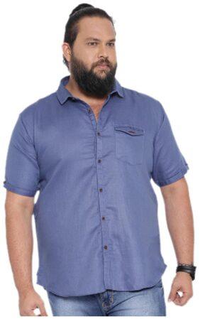 Showoff Men Regular Fit Casual shirt - Blue