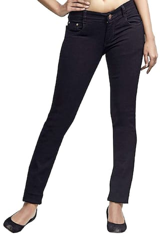 Size Stretchable Also Denim in Colour Silky Available Women's Plus Available for Jeans Cotton Options Various BxOq7g