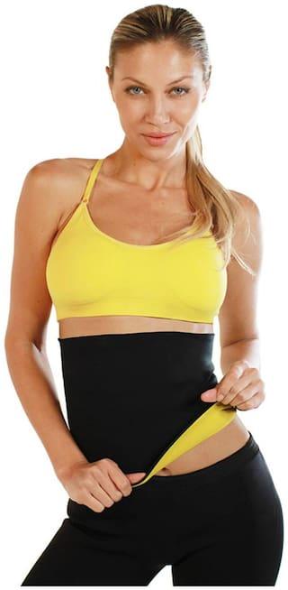 Sizzlacious Hot Shaper Belt Sweat Body Fat Burn Slimming Belt