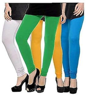 Sizzlacious Women Full Length Solid Leggings