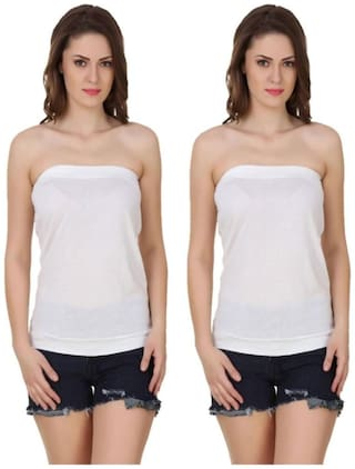 Sizzlacious Tube Top(pack Of 2)