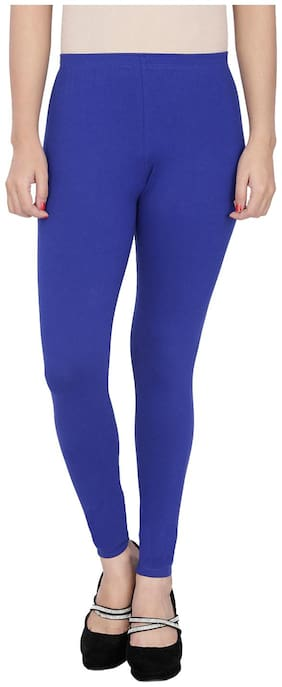 Sizzlacious Solid Tights - Blue