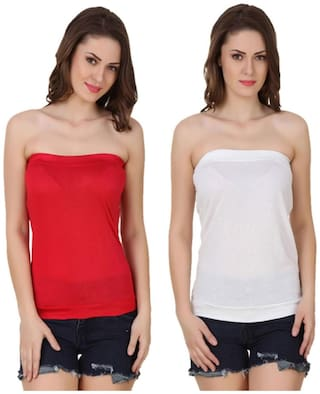 Sizzlacious Tube Top (pack Of 2)