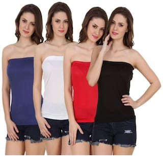 Sizzlacious Tube Top (pack Of 4)