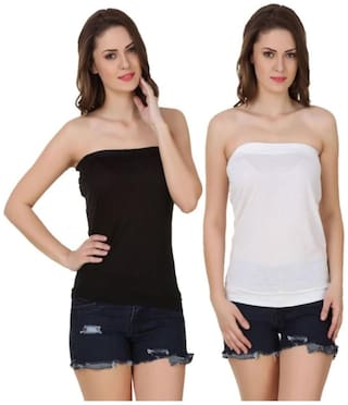 Sizzlacious Tube Top (pack Of 2 )