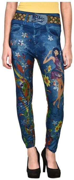 Women Slim Fit Jegging ,Pack Of Pack Of 1
