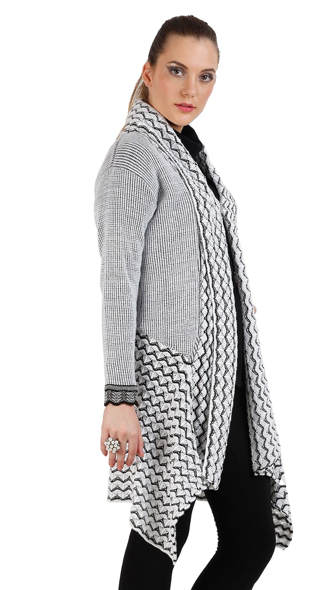 19d277efefd Buy Skidlers Grey Wool Shrug Online at Low Prices in India - Paytmmall.com