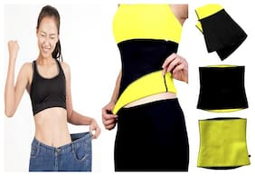 Slimming Belt with Tummy Control Shapewear Fat Cutter Tummy Tucker Waist TRimmer Weight Loss Loss for Women & Men