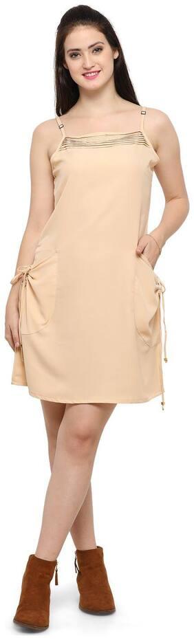 Smarty Pants women's hazel nut dress