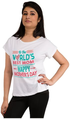 Snoby Mothers day printed t-shirt